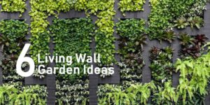 vertical wall garden diy