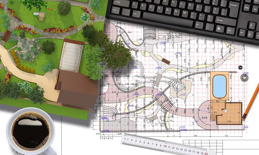 best garden architect designer India